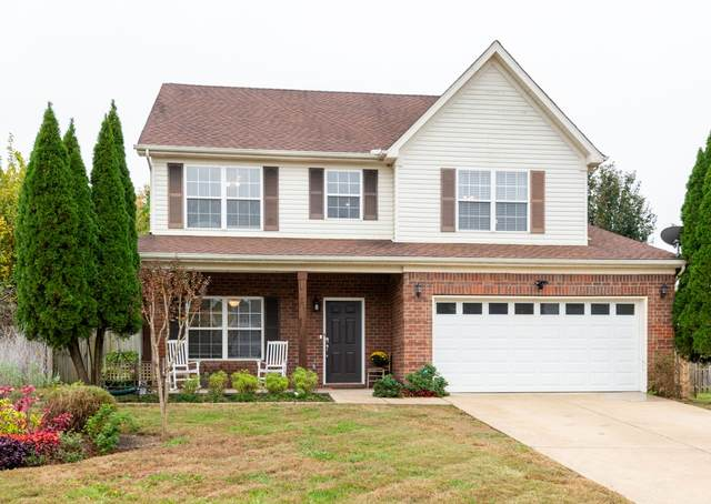 1707 Ginger Way, Spring Hill, TN 37174 (MLS #RTC2201883) :: Village Real Estate