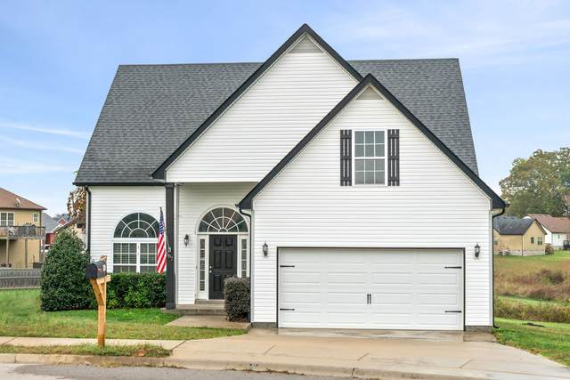 567 Kicker Ct, Clarksville, TN 37040 (MLS #RTC2201911) :: Nelle Anderson & Associates
