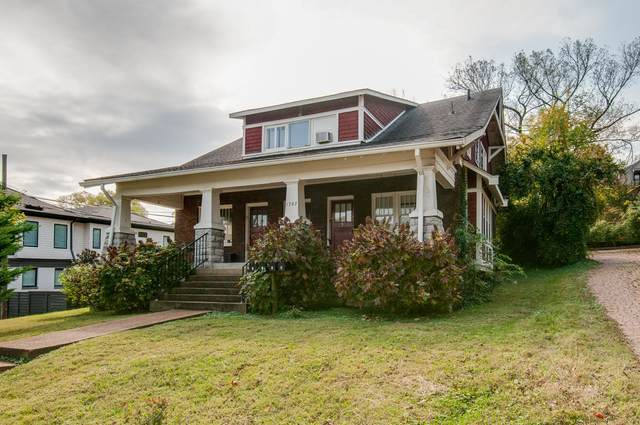 1707 Ashwood Ave, Nashville, TN 37212 (MLS #RTC2201951) :: The Milam Group at Fridrich & Clark Realty