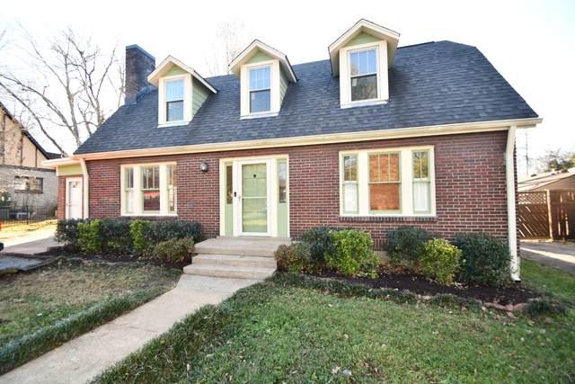 253 Cherokee Rd, Nashville, TN 37205 (MLS #RTC2201960) :: Fridrich & Clark Realty, LLC