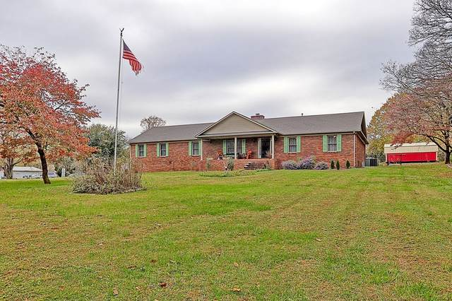 7658 Enterprise Rd, Mount Pleasant, TN 38474 (MLS #RTC2202034) :: The Kelton Group