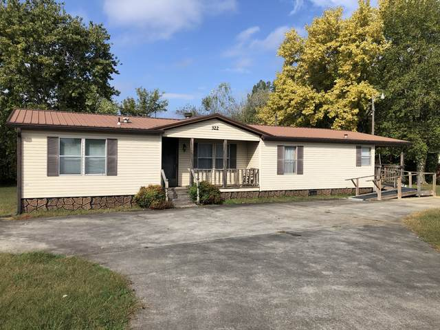 322 Main St, Huntland, TN 37345 (MLS #RTC2202090) :: Cory Real Estate Services