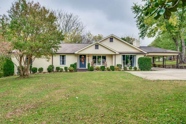 5844 Cloverland Dr, Brentwood, TN 37027 (MLS #RTC2202112) :: The Milam Group at Fridrich & Clark Realty