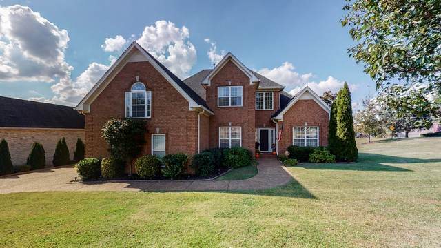 127 Stonehollow Way, Hendersonville, TN 37075 (MLS #RTC2202178) :: Village Real Estate