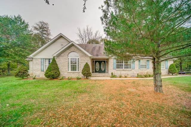 2513 Golden Pond Ln, Spring Hill, TN 37174 (MLS #RTC2202210) :: Ashley Claire Real Estate - Benchmark Realty