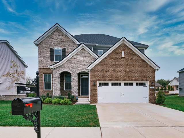729 Tennypark Ln, Mount Juliet, TN 37122 (MLS #RTC2202245) :: John Jones Real Estate LLC