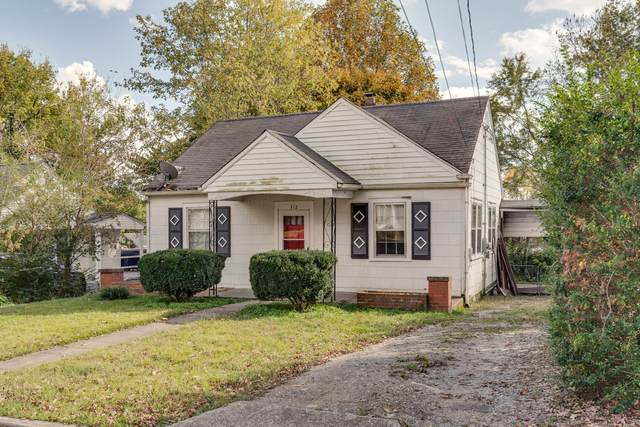 312 8th Ave, Columbia, TN 38401 (MLS #RTC2202261) :: Ashley Claire Real Estate - Benchmark Realty