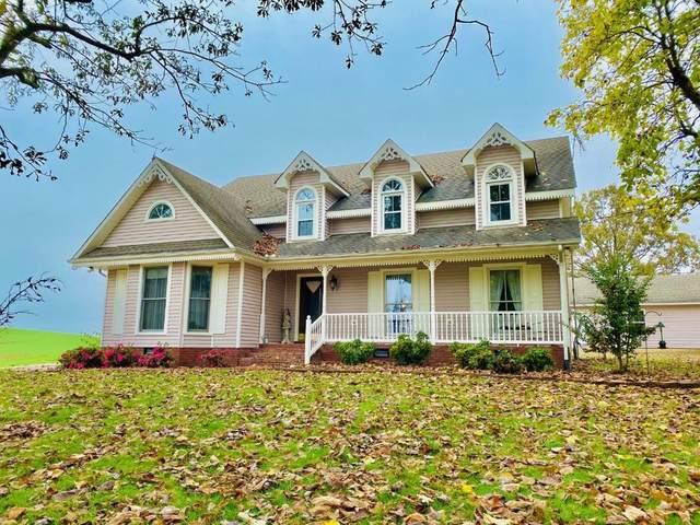 112 Bridy Rd, Summertown, TN 38483 (MLS #RTC2202317) :: Nashville on the Move
