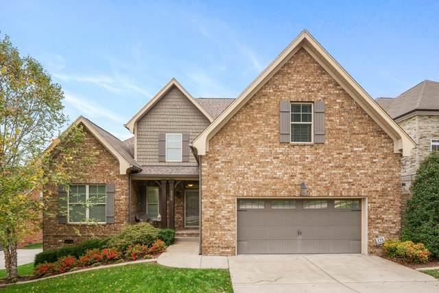 2809 Brentwood Knoll Ct, Nashville, TN 37211 (MLS #RTC2202327) :: The Milam Group at Fridrich & Clark Realty