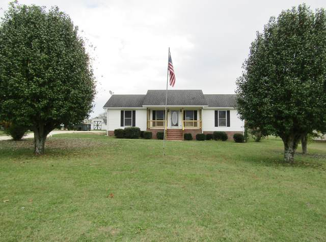 128 Haskins Chapel Rd, Lewisburg, TN 37091 (MLS #RTC2202338) :: Nashville on the Move