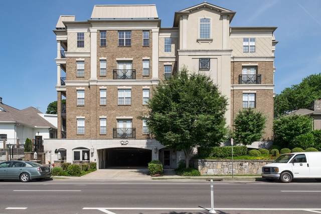 1010 16th Ave S #403, Nashville, TN 37212 (MLS #RTC2202367) :: HALO Realty