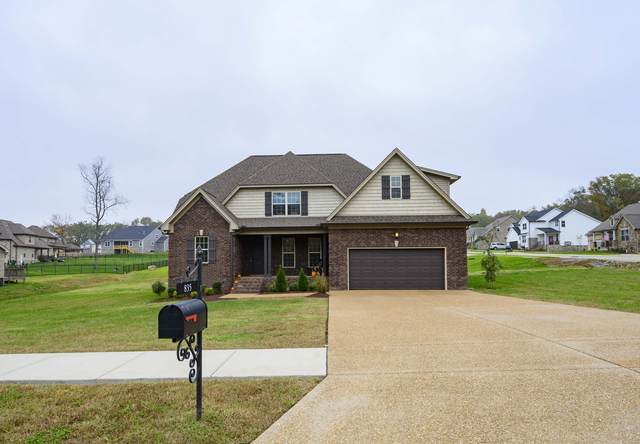 835 Manner Ln, Lebanon, TN 37087 (MLS #RTC2202369) :: John Jones Real Estate LLC