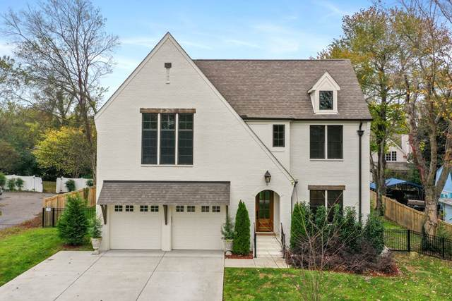 112 Allendale Dr, Nashville, TN 37205 (MLS #RTC2202378) :: John Jones Real Estate LLC