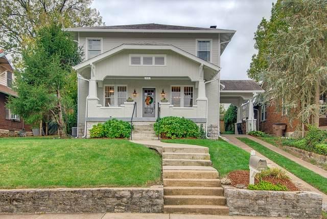 2131 Ashwood Ave, Nashville, TN 37212 (MLS #RTC2202392) :: DeSelms Real Estate