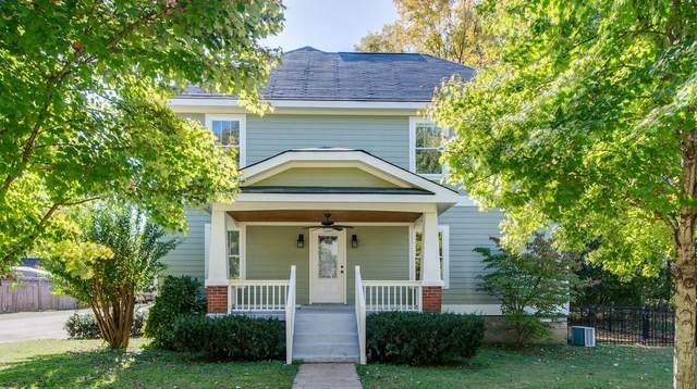 4901 Dakota Ave, Nashville, TN 37209 (MLS #RTC2202397) :: The Milam Group at Fridrich & Clark Realty