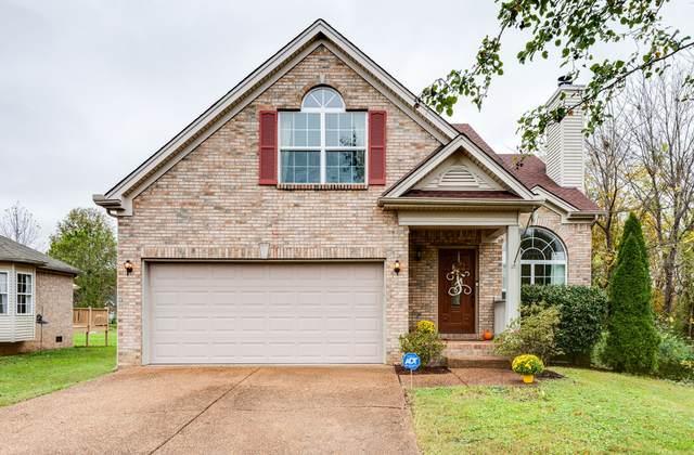 8009 Boone Trce, Nashville, TN 37221 (MLS #RTC2202400) :: John Jones Real Estate LLC