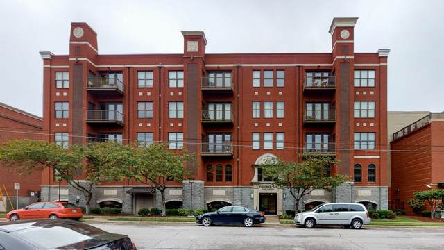702 Wedgewood Park #301, Nashville, TN 37203 (MLS #RTC2202406) :: DeSelms Real Estate