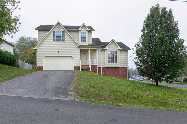 100 Kimberly Dr, Columbia, TN 38401 (MLS #RTC2202426) :: Village Real Estate