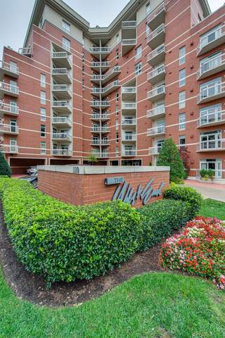 110 31st Ave N #809, Nashville, TN 37203 (MLS #RTC2202439) :: DeSelms Real Estate