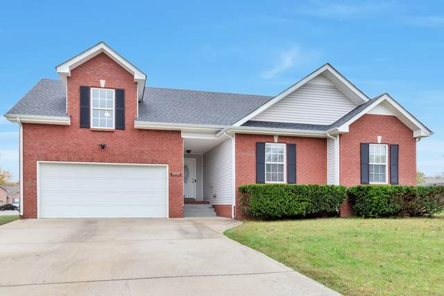 2510 Centerstone Cir, Clarksville, TN 37040 (MLS #RTC2202453) :: EXIT Realty Bob Lamb & Associates