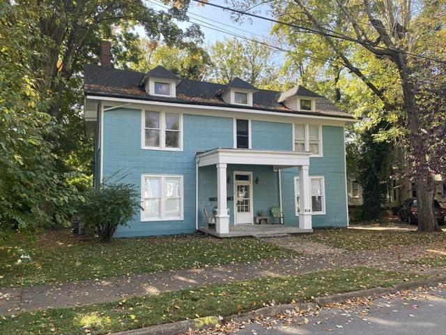 418 College St, Murfreesboro, TN 37130 (MLS #RTC2202459) :: Nashville on the Move