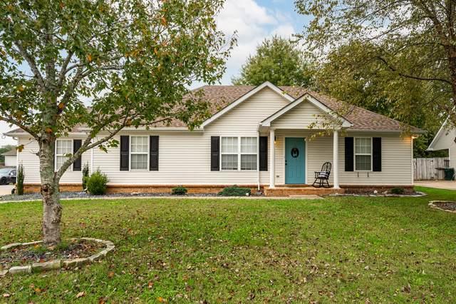 3511 Paulownia Cir, Murfreesboro, TN 37129 (MLS #RTC2202466) :: Adcock & Co. Real Estate