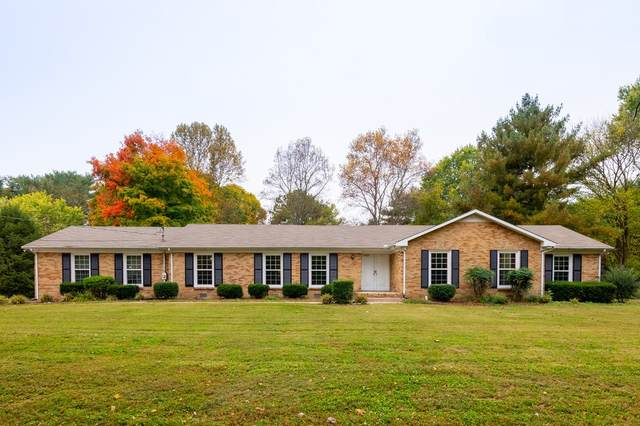1415 Knox Valley Dr, Brentwood, TN 37027 (MLS #RTC2202493) :: Village Real Estate