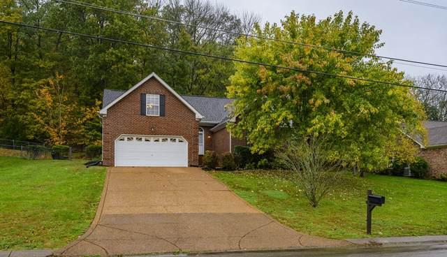 412 Spring Hill Dr, Smyrna, TN 37167 (MLS #RTC2202542) :: DeSelms Real Estate