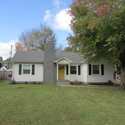 221 Parkes Ave N, Lawrenceburg, TN 38464 (MLS #RTC2202561) :: Village Real Estate