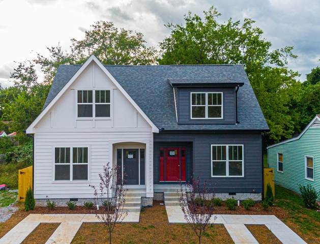 803 Washington Ave #A A, Nashville, TN 37206 (MLS #RTC2202619) :: FYKES Realty Group
