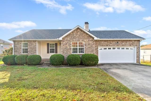 1334 Meredith Way, Clarksville, TN 37042 (MLS #RTC2202624) :: Village Real Estate