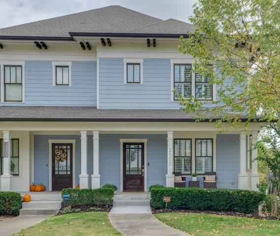 2500 9th Ave S B, Nashville, TN 37204 (MLS #RTC2202625) :: DeSelms Real Estate