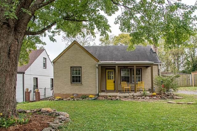 1012 Elvira Ave, Nashville, TN 37216 (MLS #RTC2202654) :: DeSelms Real Estate