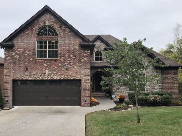135 Tate Ln, Mount Juliet, TN 37122 (MLS #RTC2202704) :: John Jones Real Estate LLC
