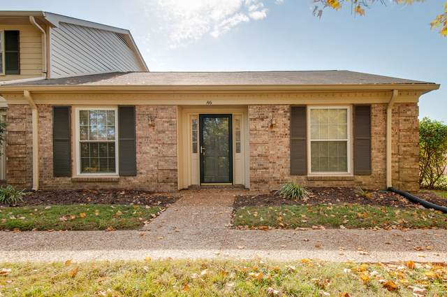 8207 Sawyer Brown Rd A6, Nashville, TN 37221 (MLS #RTC2202711) :: Kimberly Harris Homes
