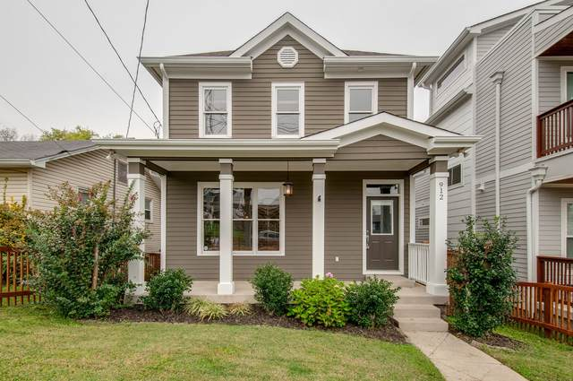912 Locklayer St, Nashville, TN 37208 (MLS #RTC2202745) :: DeSelms Real Estate
