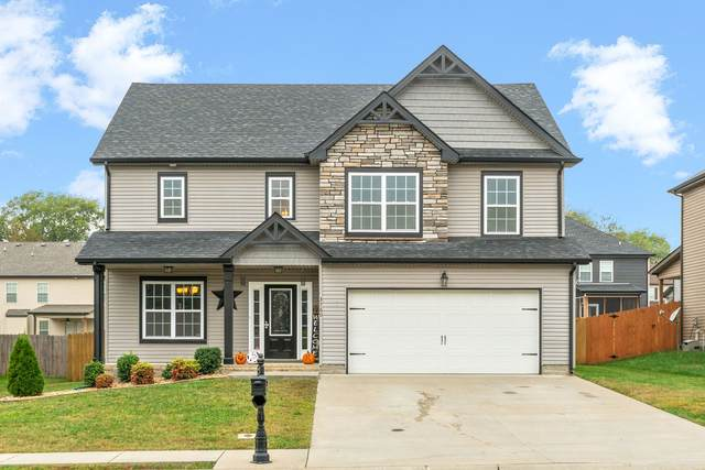 3760 Windhaven Dr, Clarksville, TN 37040 (MLS #RTC2202761) :: Kimberly Harris Homes
