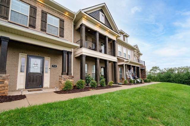 717 Black Colt Dr #8, Murfreesboro, TN 37130 (MLS #RTC2202945) :: Berkshire Hathaway HomeServices Woodmont Realty
