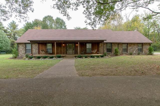 1027 Rucker Ln, Murfreesboro, TN 37128 (MLS #RTC2202955) :: John Jones Real Estate LLC