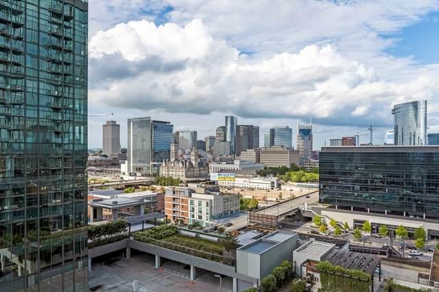 1212 Laurel St. #1114, Nashville, TN 37203 (MLS #RTC2202969) :: Berkshire Hathaway HomeServices Woodmont Realty