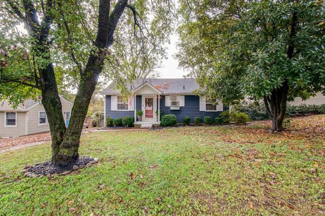 5415 Knob Rd, Nashville, TN 37209 (MLS #RTC2202973) :: HALO Realty