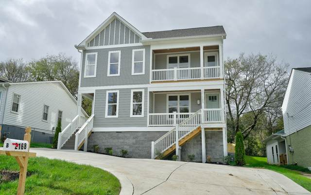 2168 Rock City St B, Nashville, TN 37216 (MLS #RTC2202997) :: Village Real Estate