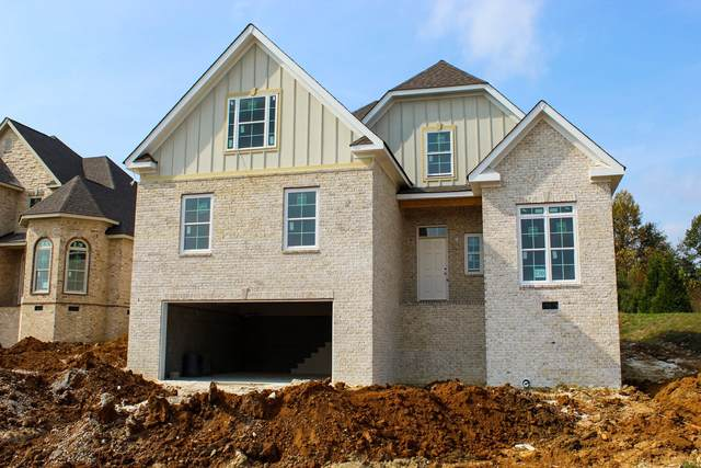 2047 Lequire Ln Lot 230, Spring Hill, TN 37174 (MLS #RTC2202999) :: Kimberly Harris Homes