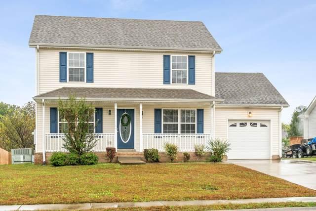 1817 Abrams Rd, Clarksville, TN 37042 (MLS #RTC2203024) :: Village Real Estate