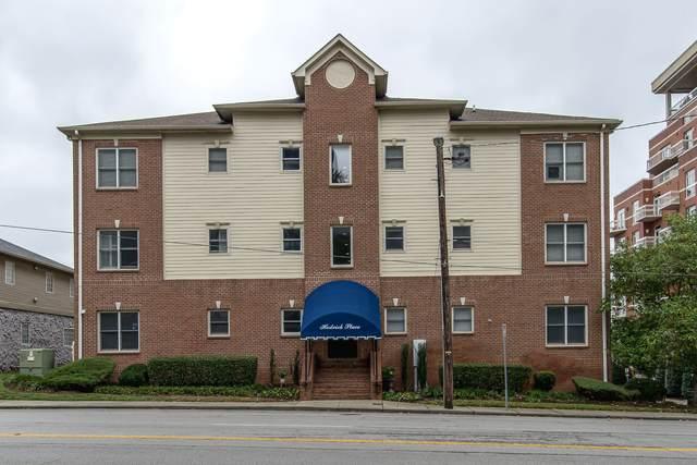 116 31st Ave N #303, Nashville, TN 37203 (MLS #RTC2203085) :: Felts Partners