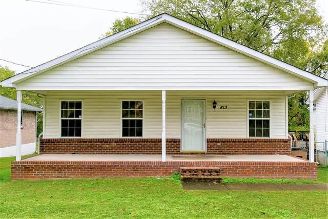 813 N 6th St, Nashville, TN 37207 (MLS #RTC2203109) :: Village Real Estate