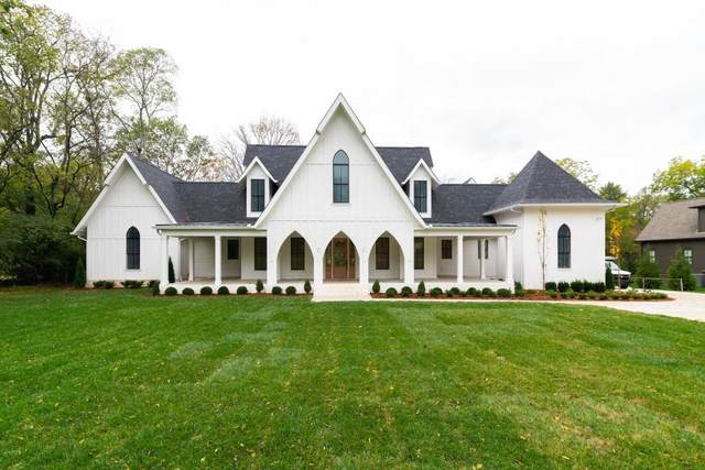 4617 Chalmers Dr, Nashville, TN 37215 (MLS #RTC2203111) :: RE/MAX Homes And Estates