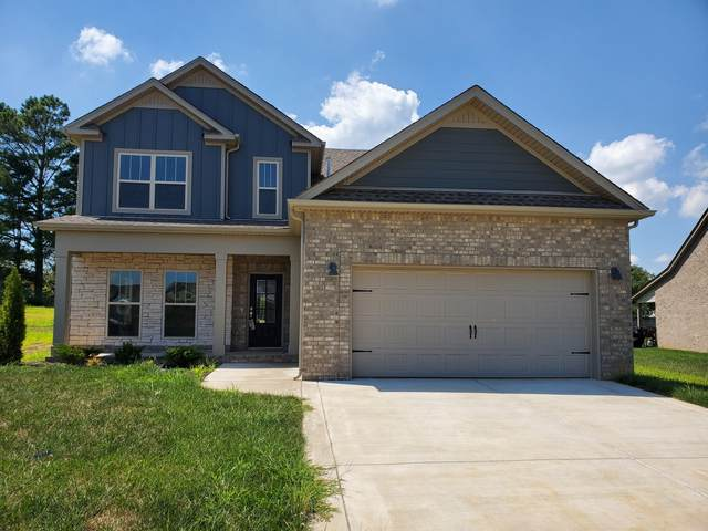 760 Jersey Dr Lot 18, Clarksville, TN 37043 (MLS #RTC2203140) :: FYKES Realty Group