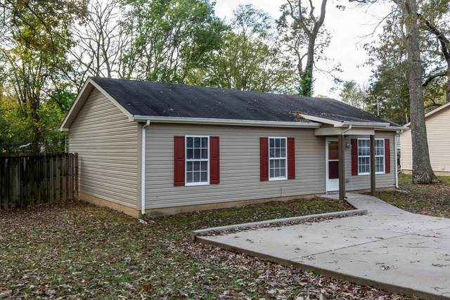 603 W 3rd St, Dickson, TN 37055 (MLS #RTC2203178) :: Ashley Claire Real Estate - Benchmark Realty