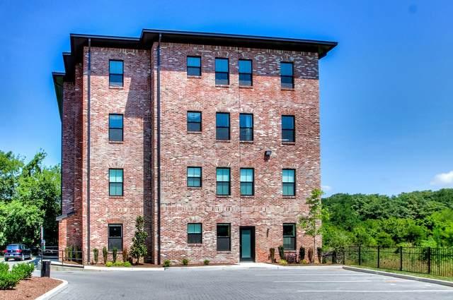 612 21st Ave N #411, Nashville, TN 37203 (MLS #RTC2203451) :: Village Real Estate